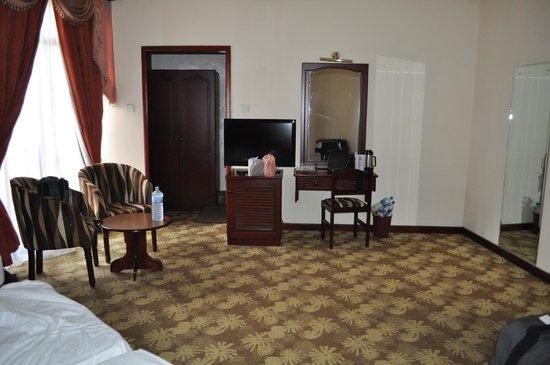 Hotel Devon : chambre