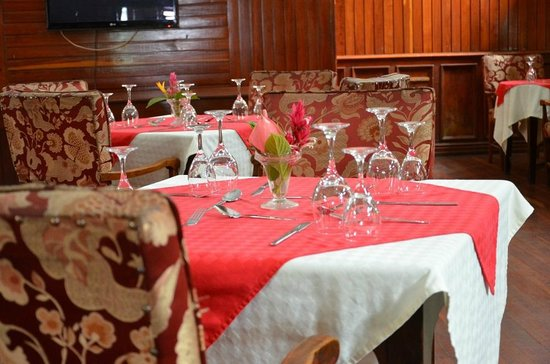 Sirona Hotel Nairobi: Sirona Hotel Lake Nakuru Dining Room