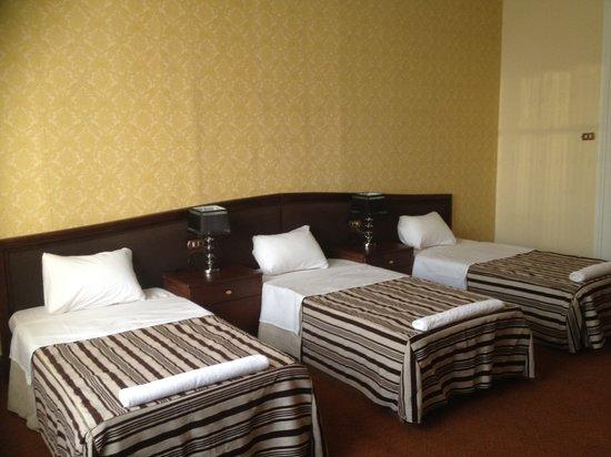 Cairo kingdom Hotel: triple