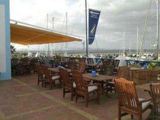 Terraza La Cubierta Playa Blanca Restaurant Reviews