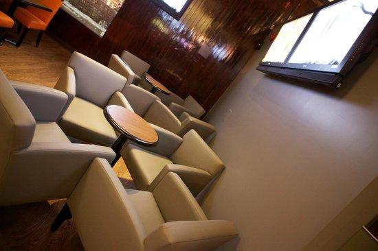 Le Chêne Blanc : Lounge