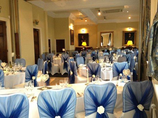 The Racquet Club Hotel Ziba Restaurant Function Floor