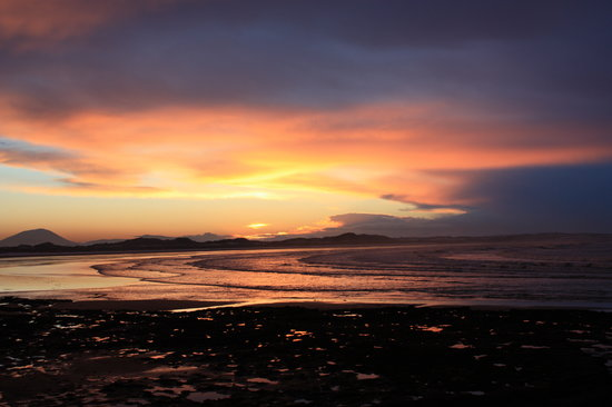Seasons Lodge: Enniscrone of the Sunsets