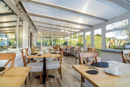 Chillington House: Conservatory