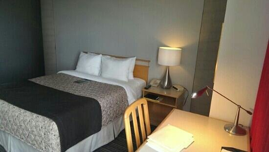 Hotel Plaza Valleyfield: Superior double