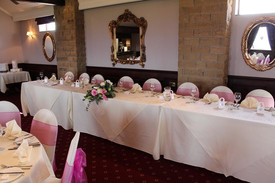 Best Western Pennine Manor Hotel Wedding Venue