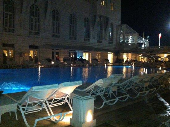 Hotel Cipriani Restaurant: Piscina Copacabana Palace