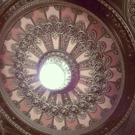 Grand Theatre: look up!
