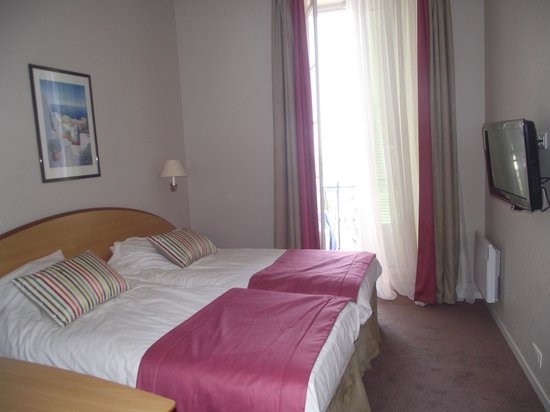 Hotel Balmoral: Chambre Balmoral Menton