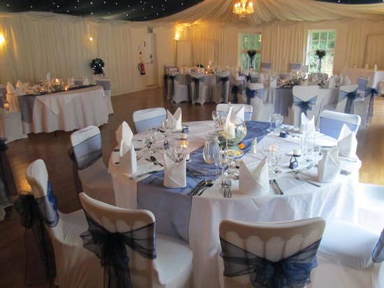 Alverbank Country House Hotel : Wedding breakfast
