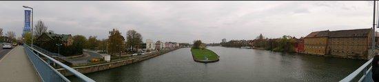 Mercure Hotel Schweinfurt Maininsel: Blick