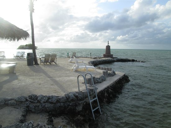 Blackfin Resort and Marina: Perfect little paradise