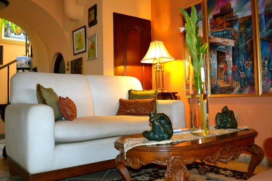 Morrison Hotel de la Escalon: Lobby