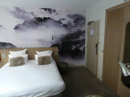 Le Grand Balcon: Bedroom