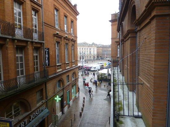 Le Grand Balcon: View
