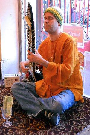 Raj Mahal : Musician