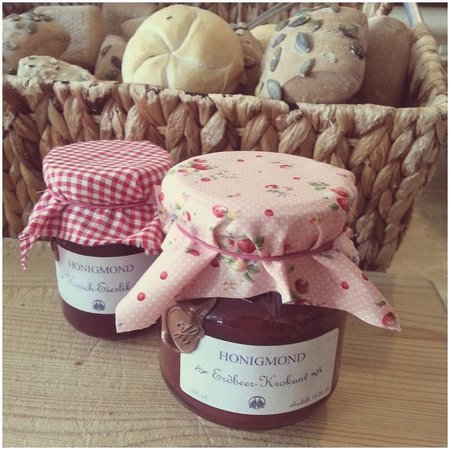 Honigmond : home-made marmelade