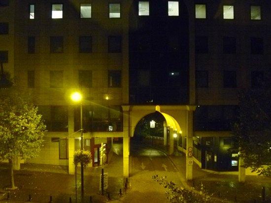 Novotel Paris Rueil Malmaison : Entrada