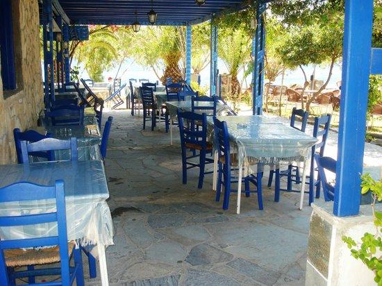 Alexandros-Vassilia : εστιατοριο