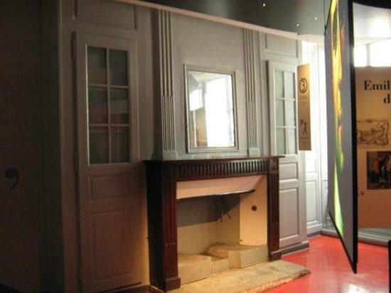 MRL - Maison de Rousseau et de la Littérature: espace rousseau 5