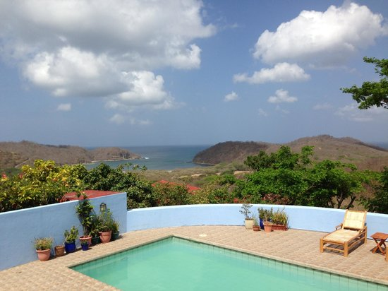 El Jardin Hotel: Excellent view of the bay