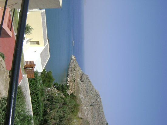 Lindos Mare Hotel: View from our room