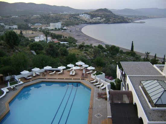 Lindos Mare Hotel: Main pool