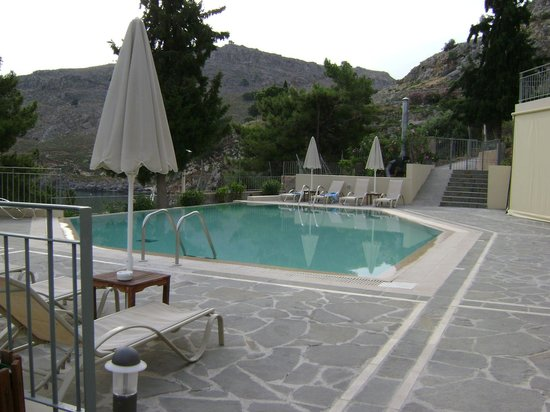 Lindos Mare Hotel: 2nd Pool