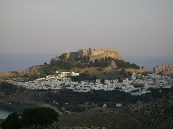 Lindos Mare Hotel: Lindos and Acropolis