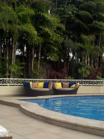 Clarion Hotel Real Tegucigalpa: Chillax