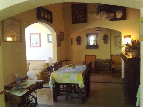 Hosteria Plaza: .
