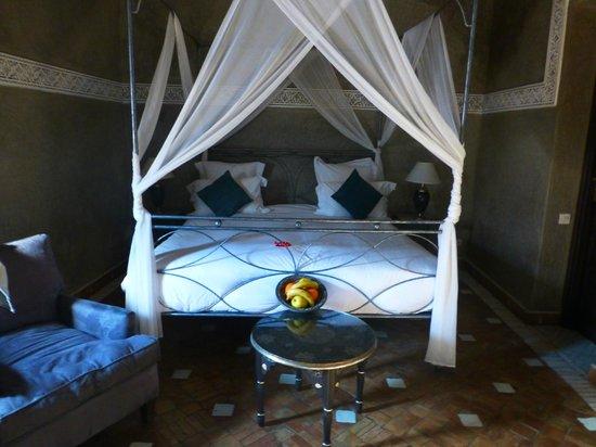 Dar Les Cigognes: Silver Suite Room