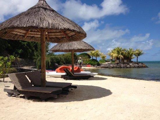 Laguna Beach Hotel & Spa: hotel beach