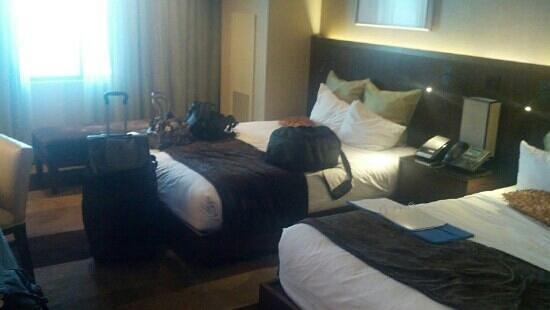 Aliante Casino + Hotel + Spa: Beds