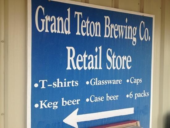Grand Teton Brewing Company: Titel hinzufügen