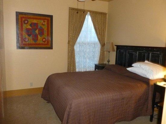 Hotel Prairie : Our Room.  Room 5.  Upstairs