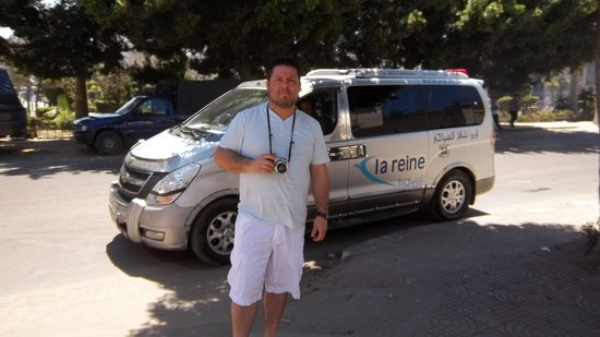 Ramasside Tours : our vehicle