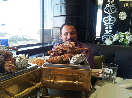 Ramasside Tours : mohamme's feast