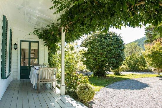 Marlborough Bed & Breakfast: Garden Suite