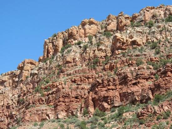 Verde Canyon Railroad: Beautiful landscape