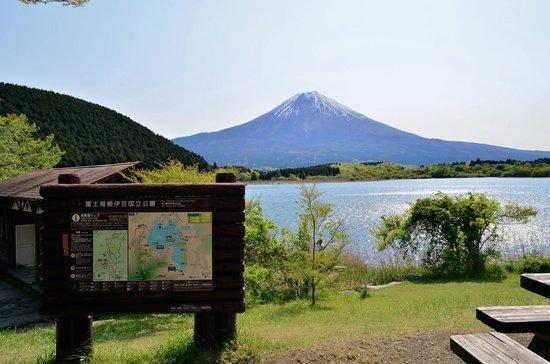 Fujinomiya, Japan: 田貫湖