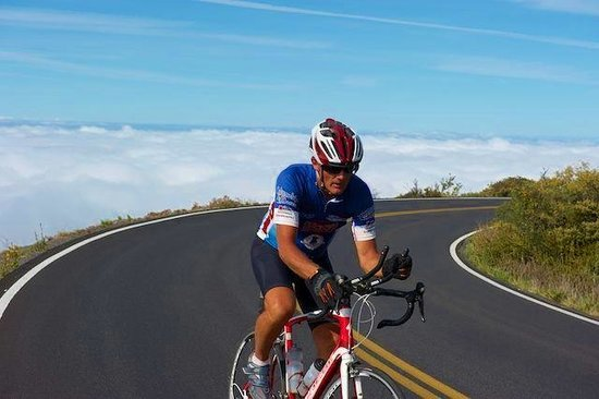 Bike Works Beach and Sports: Triple crank on Haleakala a must