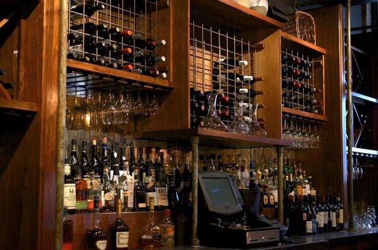 Smyth In The Iron Horse Hotel: bar in the Smyth