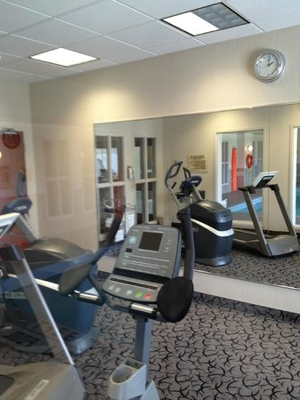 Holiday Inn Express Hotel & Suites Ottawa Airport: Exercise room