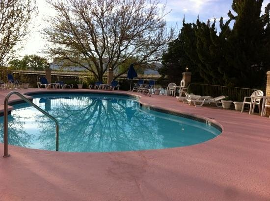 River Terrace Inn: piscine