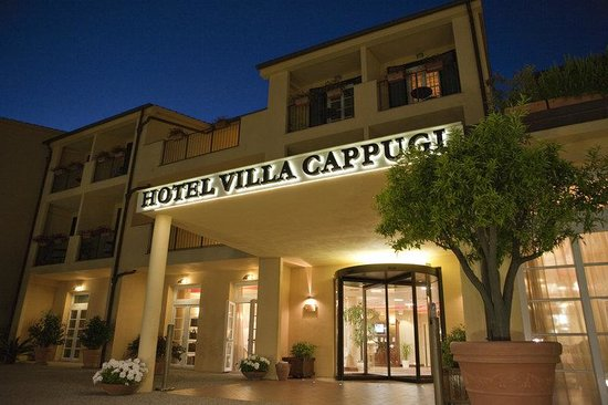 Photo of Hotel Villa Cappugi Pistoia