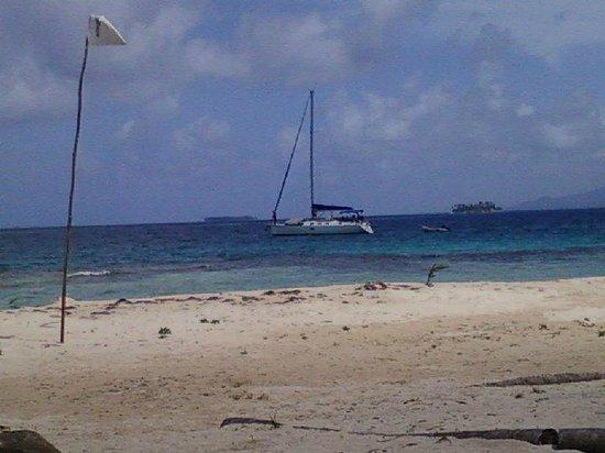 Región de Guna Yala, Panamá: playa de nubesidub