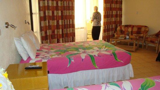 The Edgewater Resort & Spa: Room view