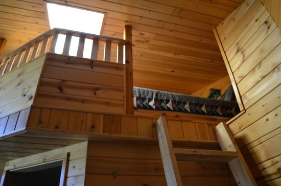 Rocky Ridge Country Lodge: the nook