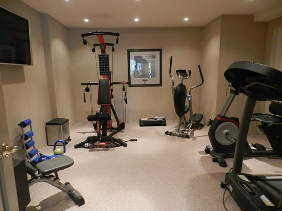 The Stone Gate Inn Bed & Breakfast: Fitness Room
